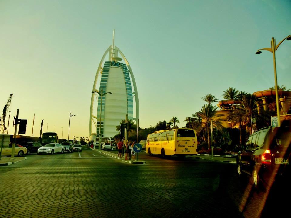 United Arab Emirates (3/4)
